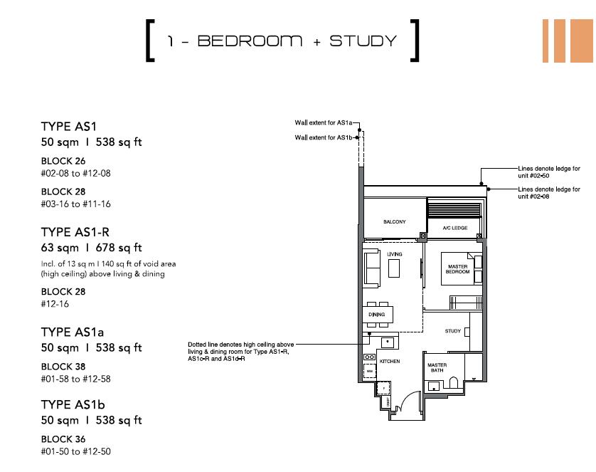 Leedon Green Floor Plan - 61008187